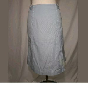 TALBOTS Modest Knee Length Skirt Sz 8